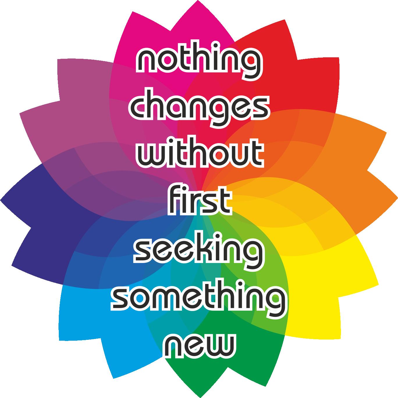Seeking Something New